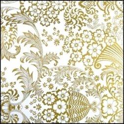 28.Barok goud / wit