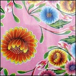 40. Floral roze