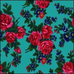 88. Manolo turquoise