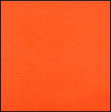 22.Effen / uni oranje